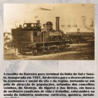 Exposição: Polo Ferroviário do Barreiro